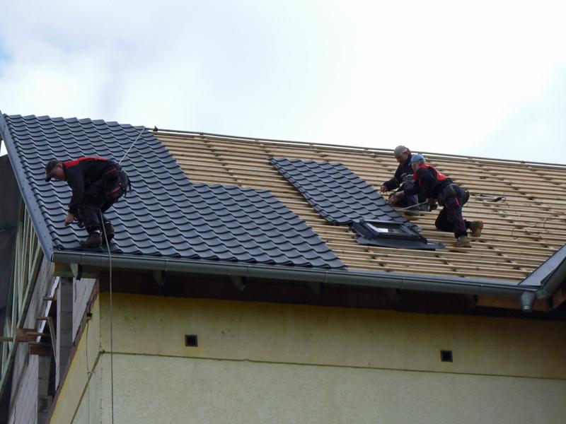Střechy Brno Kadlec v obrazech